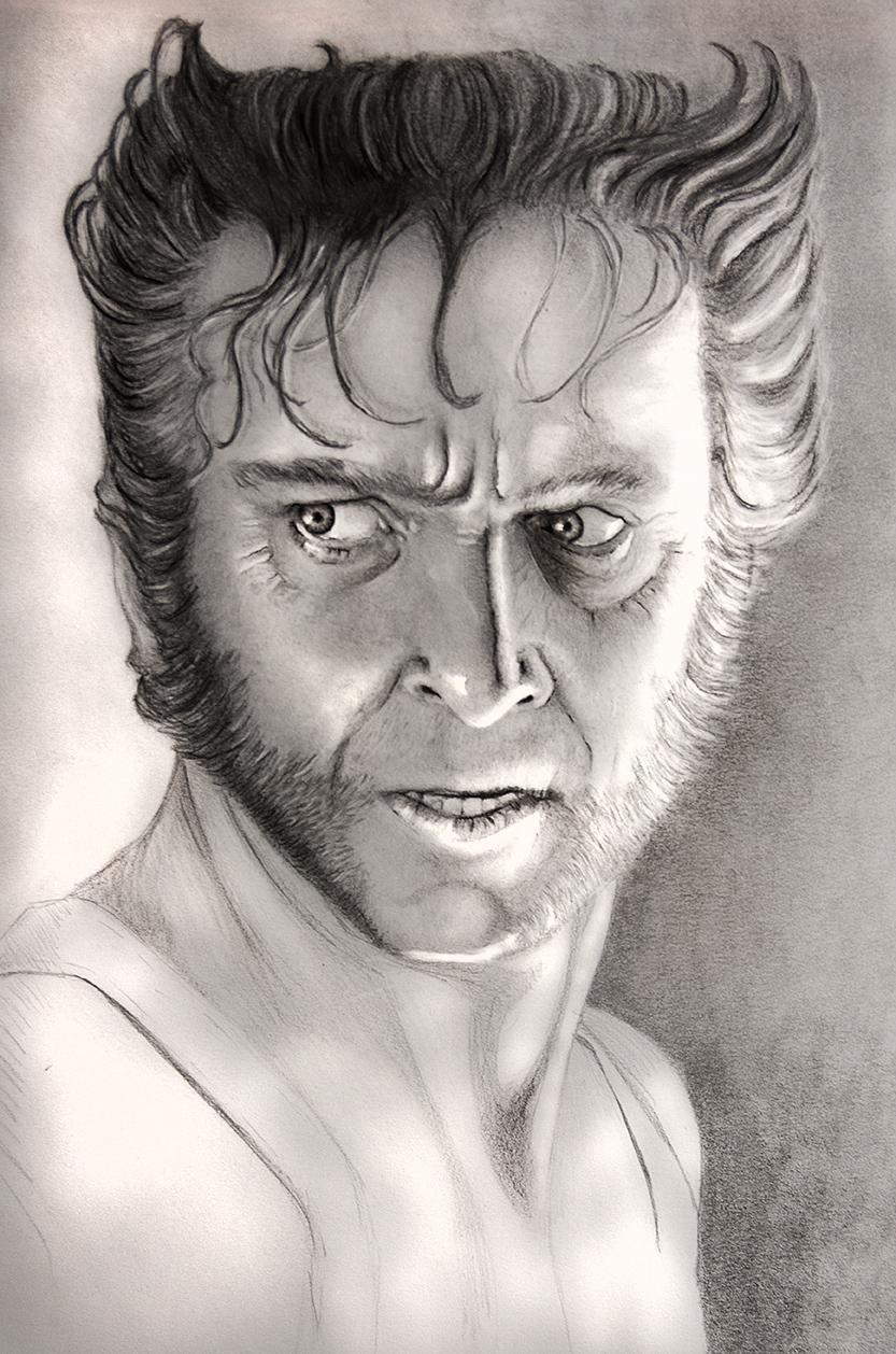 Wolverine by rhizin