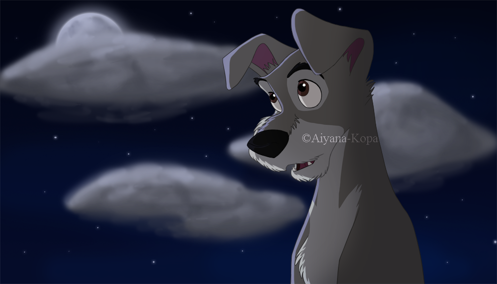 Troubled by Aiyana-Kopa