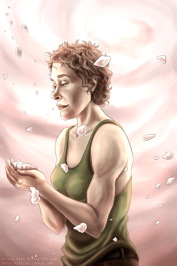 Where Mothers' Tears Fell by Aiyana-Kopa