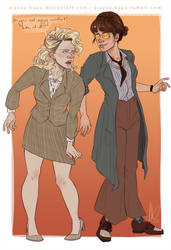 Holtzy Doesn't Do Skirt Suits by Aiyana-Kopa