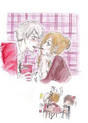 Request APH: Closer by ChocotanYuu