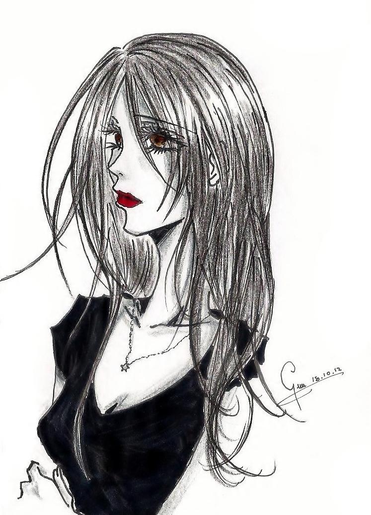 No expression by ChocotanYuu