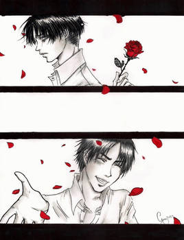 SNK - A rose for you