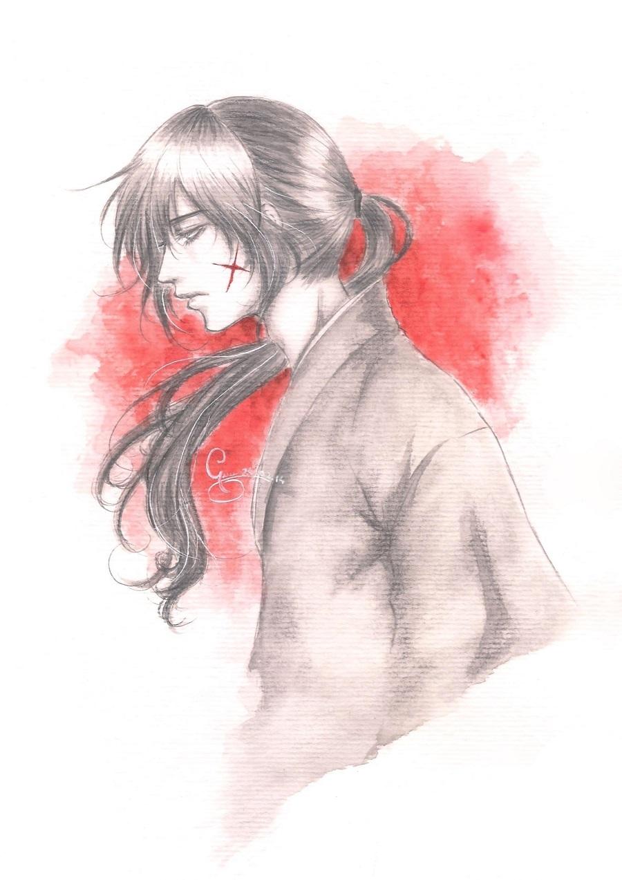 Rurouni Kenshin by ChocotanYuu