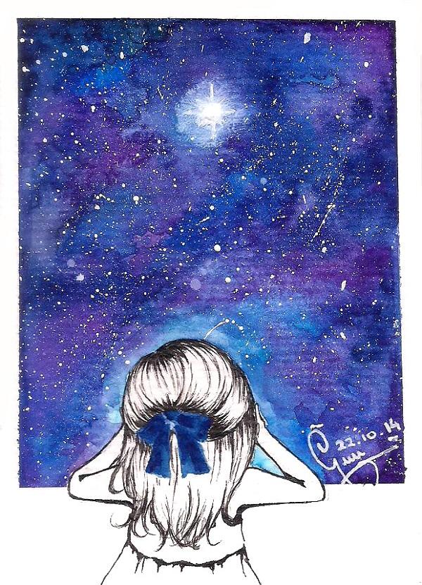 The brightest star by ChocotanYuu