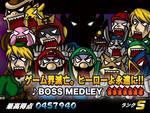 Ouendan-Nintendo: Final Boss