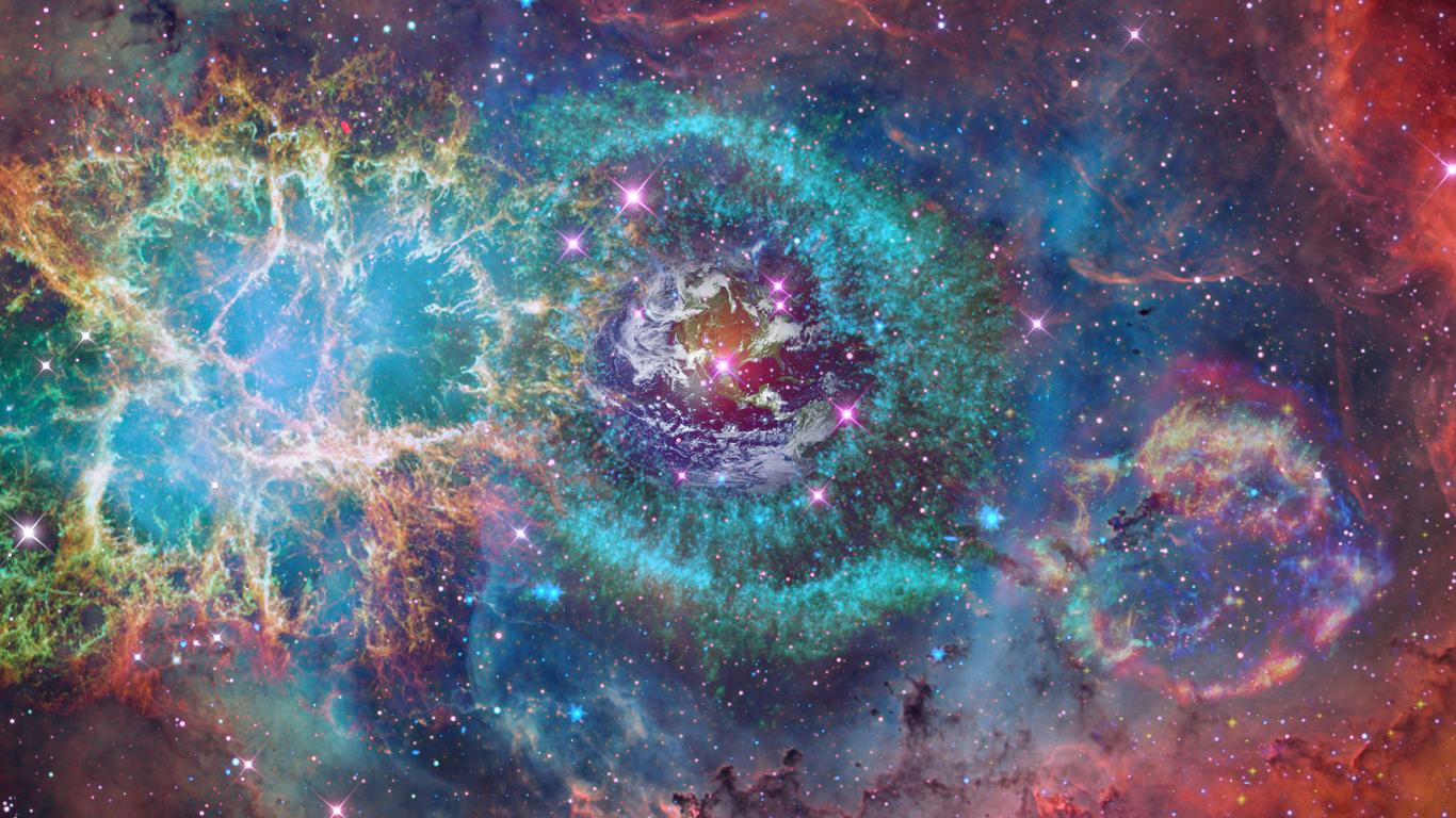 Lonely Universe (HD Space Wallpaper) by JoeTPB on DeviantArt