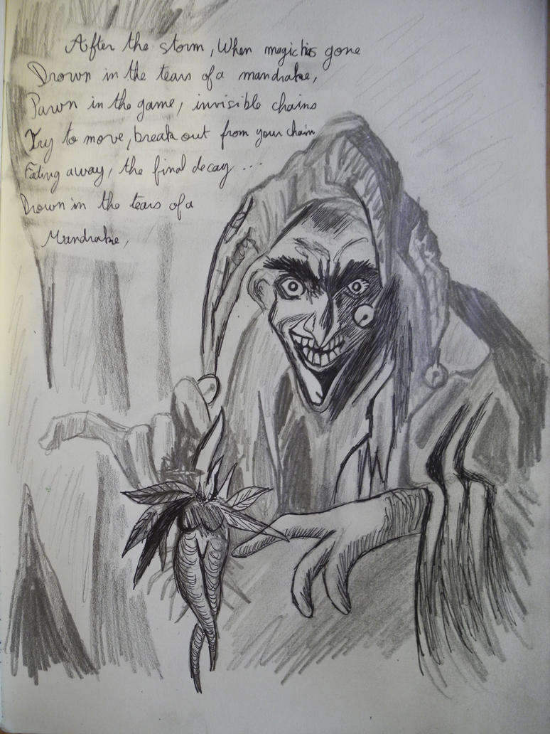 Mandrake - Edguy by Tigrex-noir