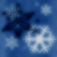 Winter L-blue tile2 by Taboon1