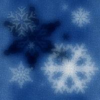 Winter L-blue tile2 by Taboon1