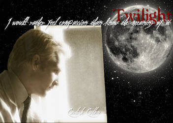 Carlisle Cullen Wallpaper by therampantlioness
