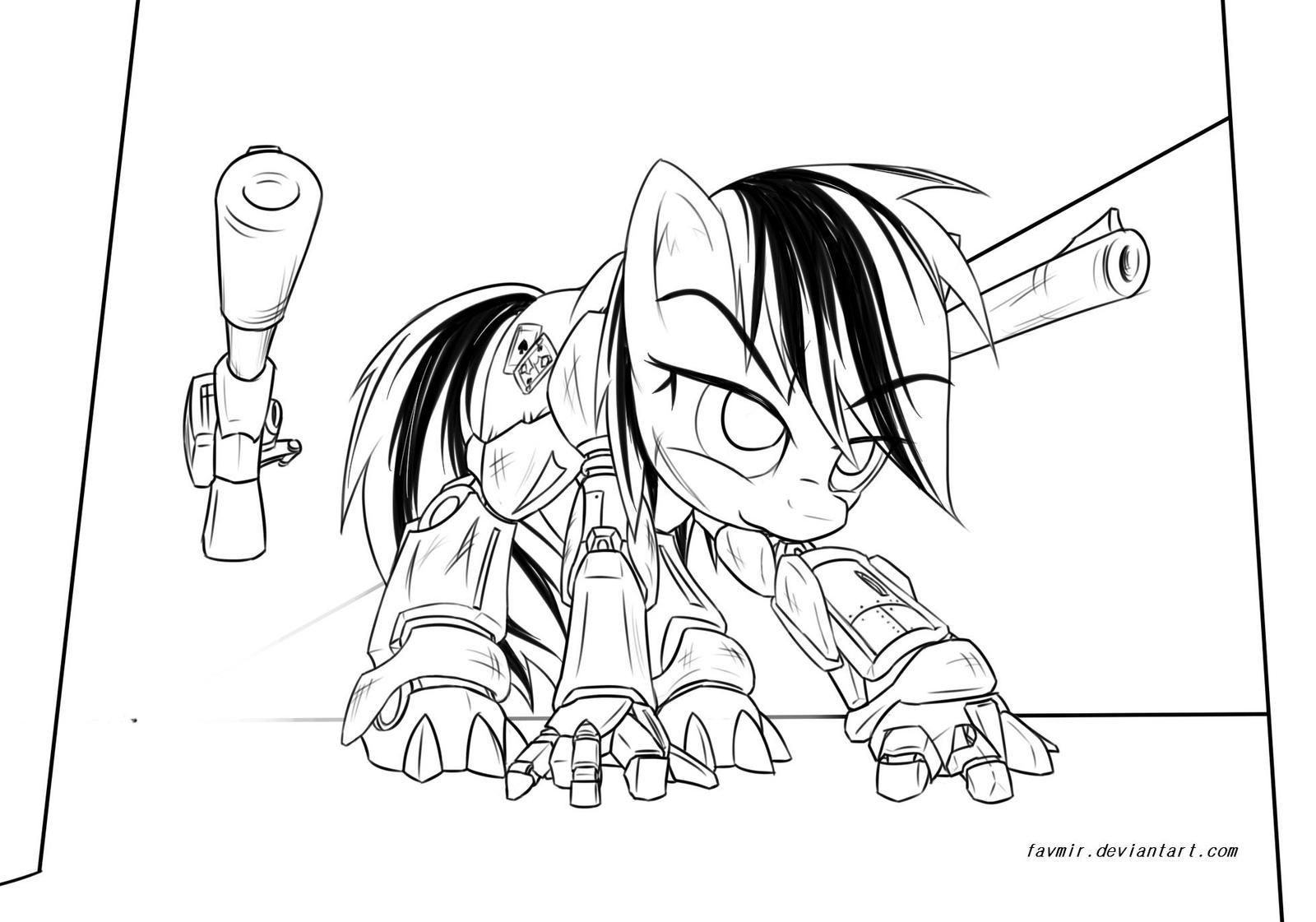 Sketch: Blackjack by favmir