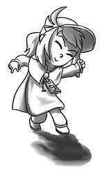 Hat Kid Dancing