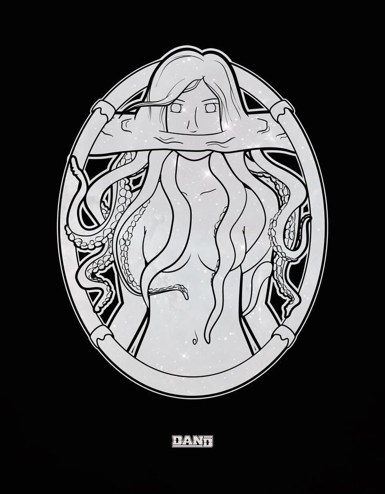 Lady Octopus by DanielNeeta