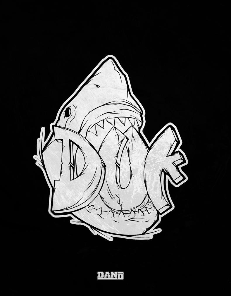 Shark for DUK by DanielNeeta
