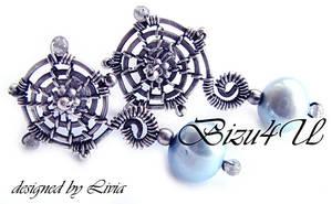 KOLCZYKI 'ELFIE' by bizuteria-bizu4u