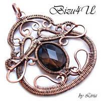 WISIOR 'PTAH' -  'ARCHEOLOGY' by bizuteria-bizu4u
