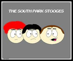 South Park Stooges by AngusMcTavish