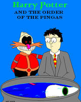 Harry Potter PINGAS by AngusMcTavish