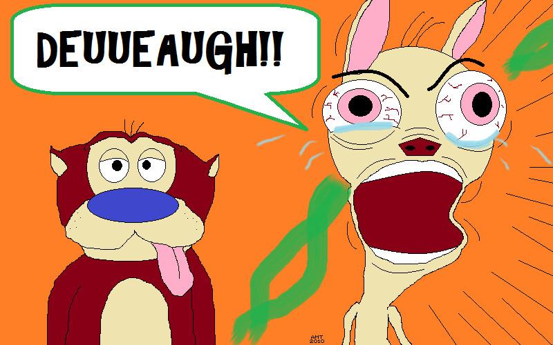 Deuueaugh Elmo: DEUUEAUGH Ren By AngusMcTavish On DeviantArt
