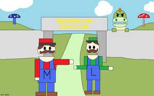 Mario CDN by AngusMcTavish