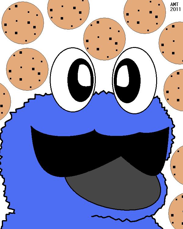 Weegeefied Cookie Monster by AngusMcTavish on DeviantArt