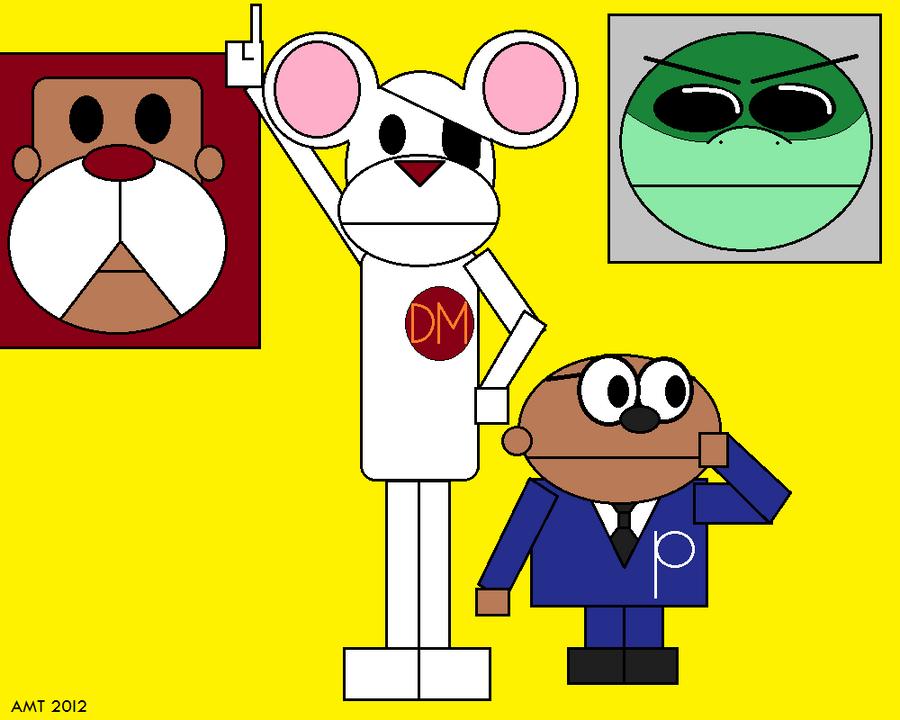 Danger mouse cdn by angusmctavish on deviantart - Hamster agent secret ...