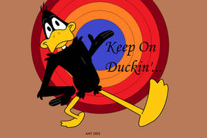 Keep On Duckin'... by AngusMcTavish