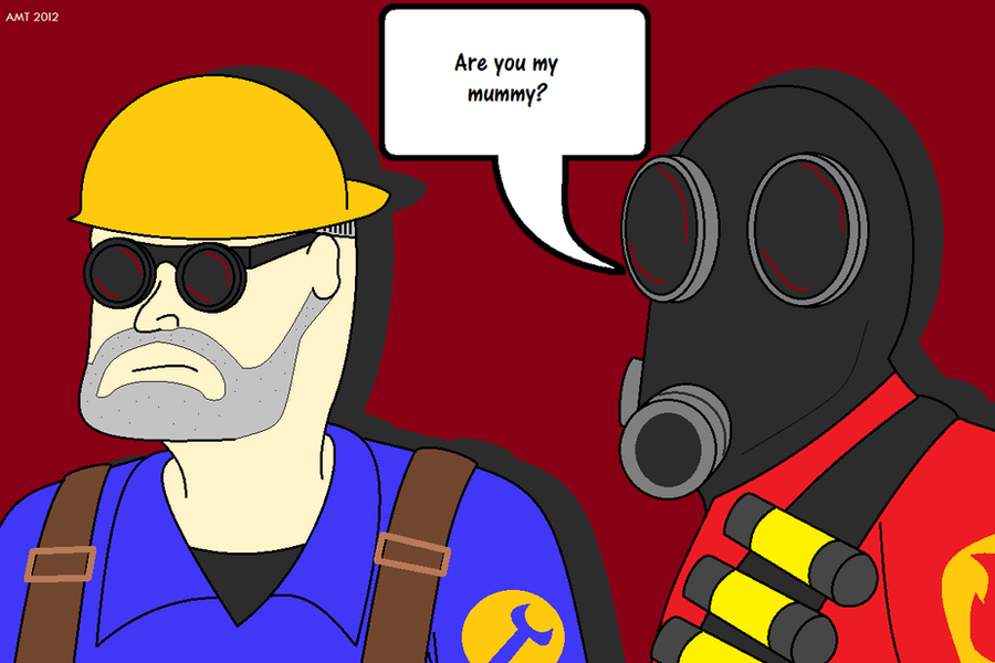 meet the doctor tf2 pyro