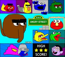Angry Street by AngusMcTavish