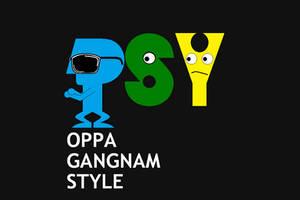 PBS Spoofs PSY by AngusMcTavish