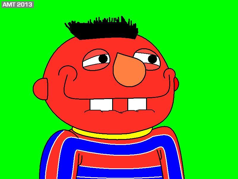 Deuueaugh Elmo: YLKPDY, Bert? By AngusMcTavish On DeviantArt