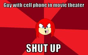 Shut Up - Movies by AngusMcTavish