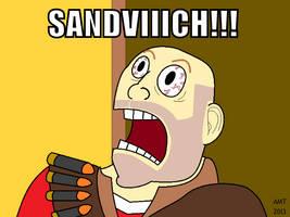 SANDVIIICH!!! by AngusMcTavish