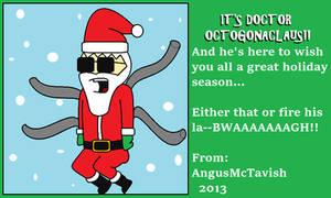 Doctor OctogonaClaus by AngusMcTavish