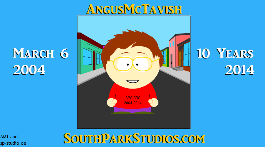 Ten Years on SouthParkStudios.com