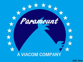 Paramount - Blue Chuck by AngusMcTavish