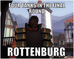 Blame Rottenburg by AngusMcTavish