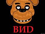 VID-TV Freddy Fazbear by AngusMcTavish