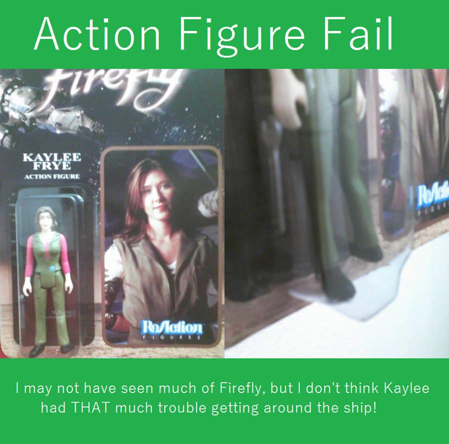 Action Figure Fail by AngusMcTavish