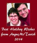 Holidays 2014 by AngusMcTavish