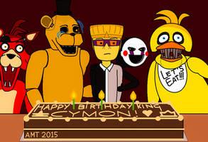 DT - Worst. Birthday. Ever. by AngusMcTavish