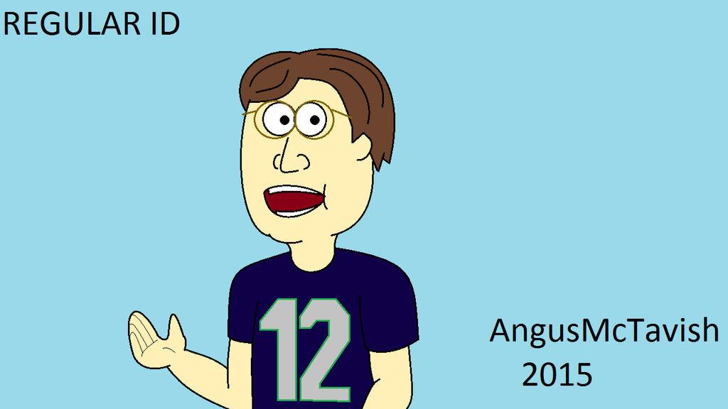 My Regular ID by AngusMcTavish