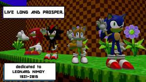 Nimoy Tribute w/Sonic by AngusMcTavish
