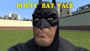 Pouty Bat Face by AngusMcTavish