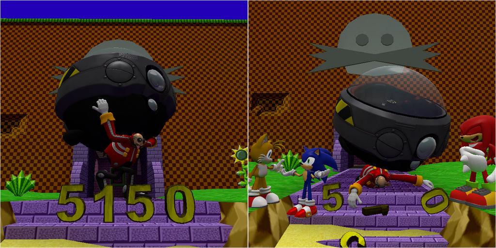 Sonic 5150 by AngusMcTavish