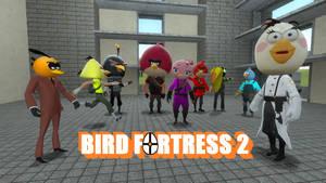 Bird Fortress 2 by AngusMcTavish