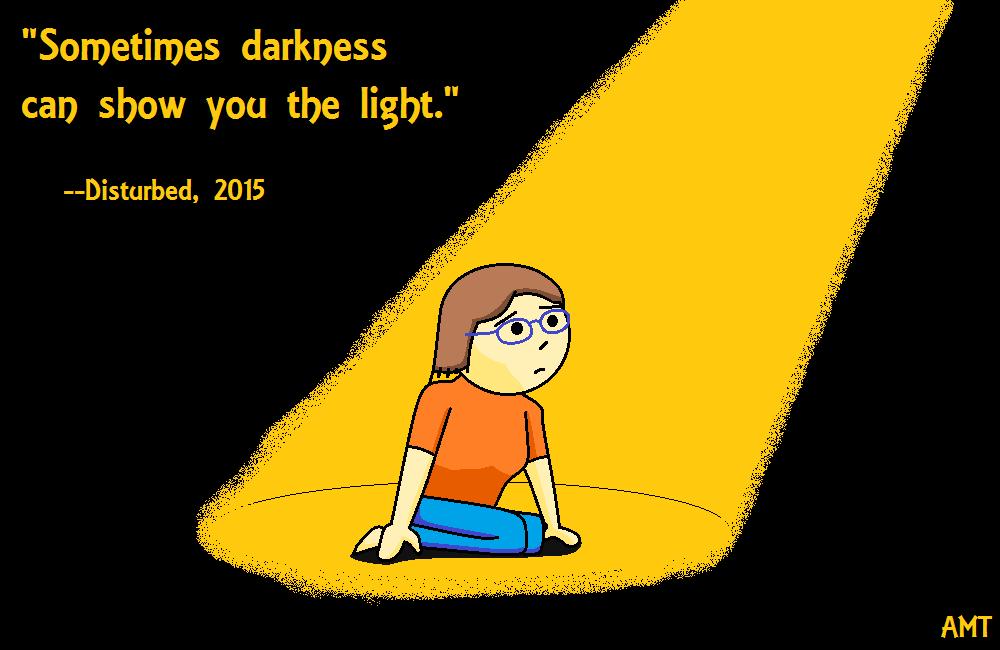 The Light by AngusMcTavish