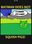Batman - Angry Bats? by AngusMcTavish