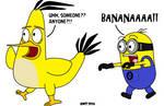 BANANAAAA!! by AngusMcTavish